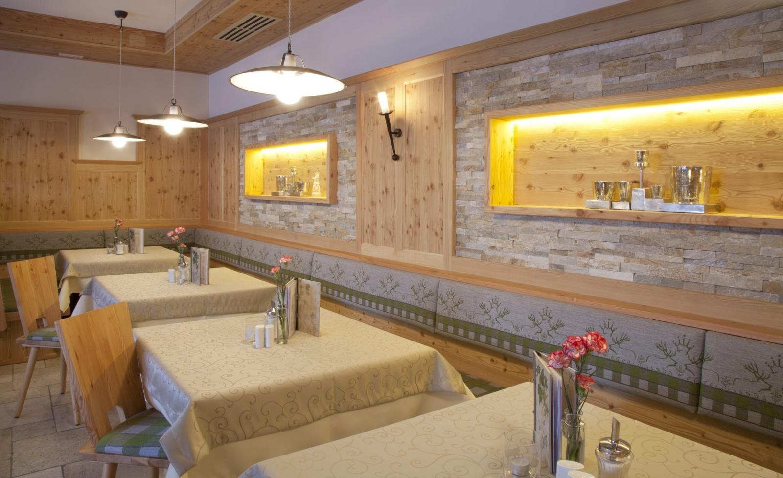 Gaststube im Hotel Schröckerhof Schladming