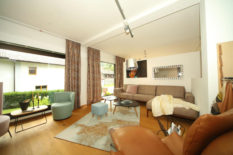 Gemütliche Wohnzimmereinrichtung von Schwab-Walcher