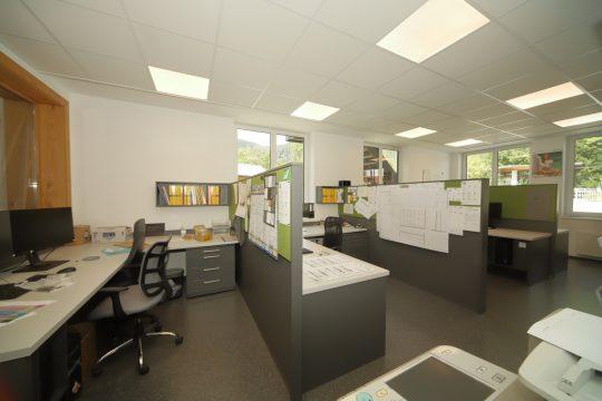 Tischlerei Schwab-Walcher - Büro