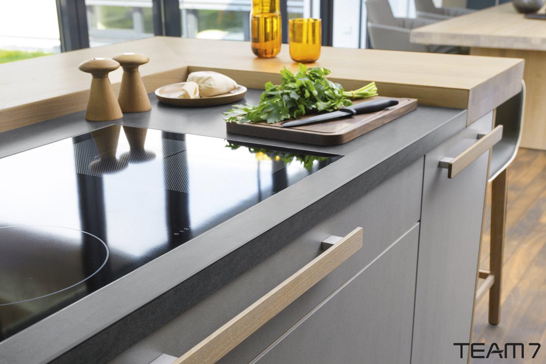 TEAM 7 Küche Cera Line - Detail