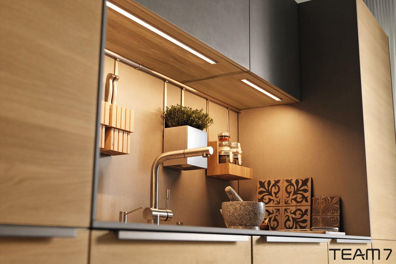 TEAM 7 Küche Filigno - Detail