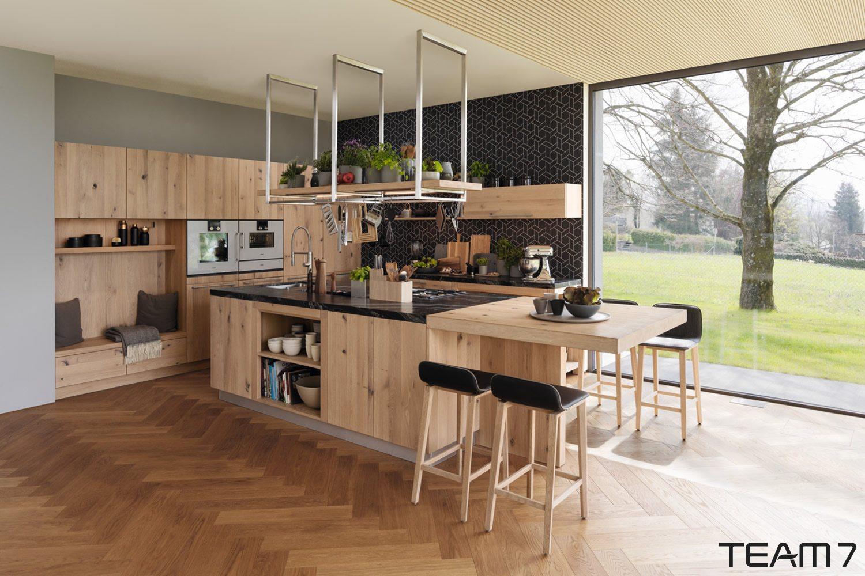 TEAM 7 Loft Küche