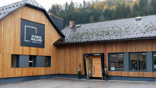 Tischlerei Werkstatt Schwab-Walcher Schladming