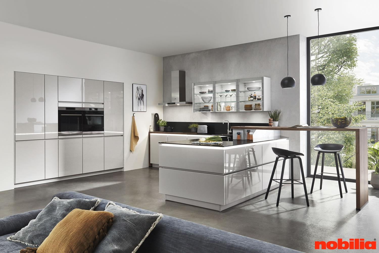 Nobilia Küche Lux