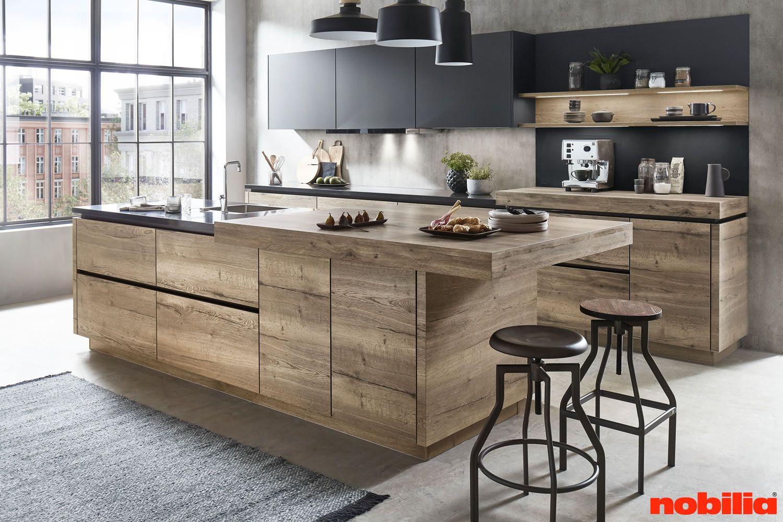 Nobilia Küche Structura