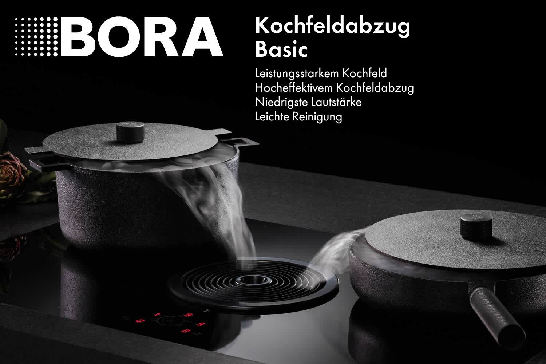 Bora Kochfeldabzug Basic