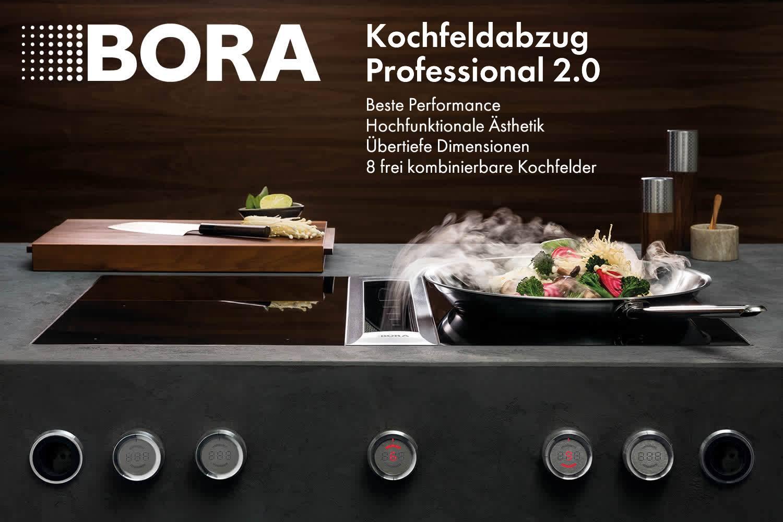 Bora Kochfeldabzug Professional 2.0